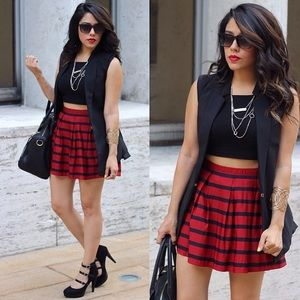 Forever 21 Skirts - Striped Skirt