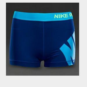 Nike pro shorts NWT