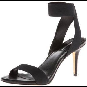 black bcbgeneration ankle strap heels on Poshmark