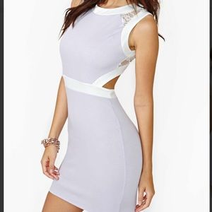 Dresses & Skirts - 💜Purple Dahlia Lace Dress💜From NASTY GAL