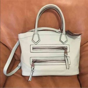 Steve Madden satchel in Cloud