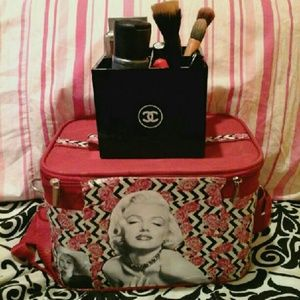 Other - Chanel makeup brush holder organizer