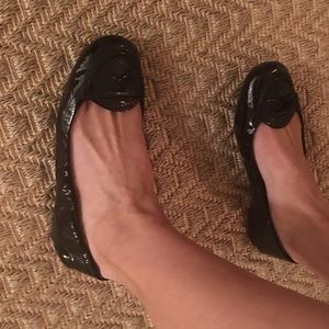 Prada Mary Jane flats