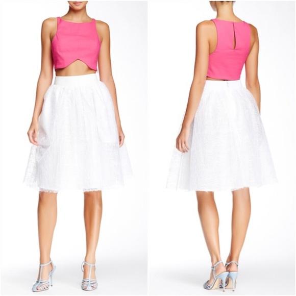 47% off TOV Dresses & Skirts - 💥SALE💥 TOV Faux Leather Waist ...
