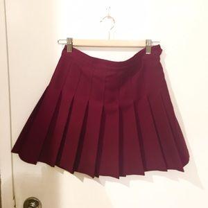 [NWT] American Apparel Tennis Skirt