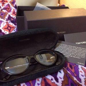 Tom Ford Accessories - TOM FORD HAVANA Tortoise frame glasses