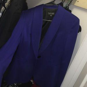 Black label blazer size 4