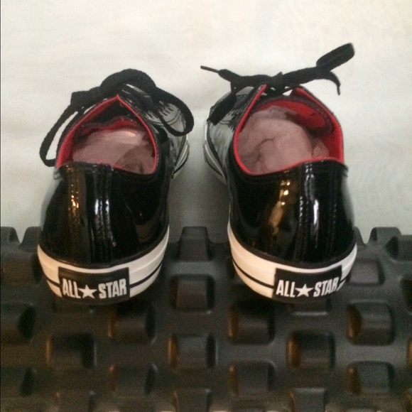 194b5dab7edf Converse Other - Converse patent leather sneaker Price Firm