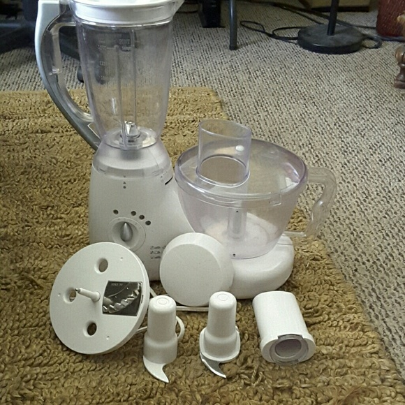 cooks essentials other food processor and blender combo poshmark