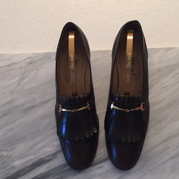 3011a096ba5 Celine Shoes - Vintage celine loafers