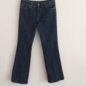 Ann Taylor Modern Fit Boot Cut Jeans