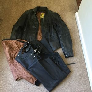 ICON Jackets & Blazers - ****final***Icon Bombshell jacket and chaps