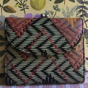 Handbags - MOVING SALE!!!•Printed wallet•