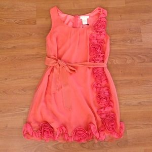 MM Couture Dresses & Skirts - MM Couture Rosette Dress