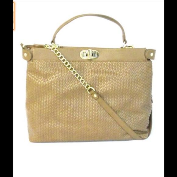 Olivia + Joy Handbags - ❤️SOLD❤️BASKETWEAVE OLIVIA & JOY BAG✨
