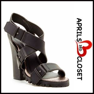 Michael Antonio Shoes - SANDALS High Heels Ankle Strap