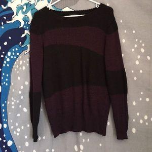 LAST CHANCE  Mango striped knit sweater