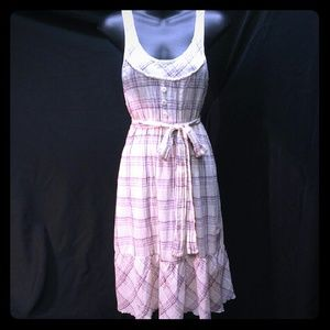 Dresses & Skirts - ~SOLD~ Plaid dress