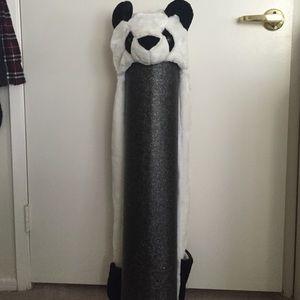 Panda bear hat!