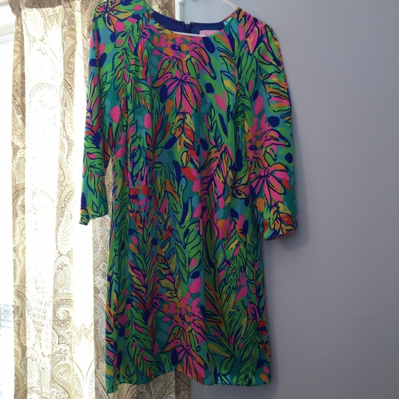 75% off Lilly Pulitzer Dresses & Skirts - Lilly Pulitzer Carol ...