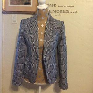 Merona Jackets & Blazers - Houndstooth blazer