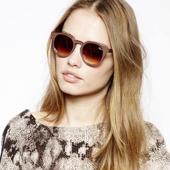 50mm sunglasses  41% off Quay Australia Accessories - Quay Alexa 50mm Cat Eye ...
