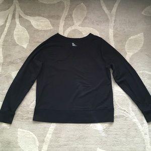 GAP Black Long Sleeved Top