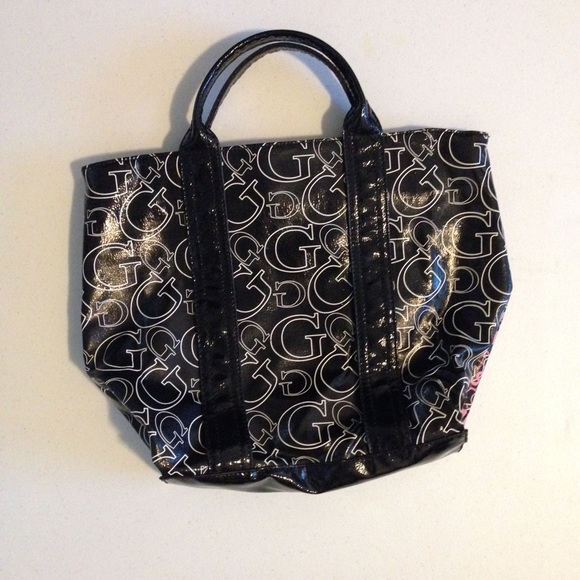 Guess Bags - Guess Graffiti Bag