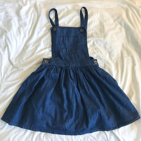 91bc39e907e Denim Co Blue Overall Dress