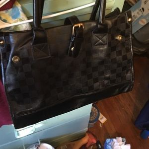 Handbags - Black pocketbook