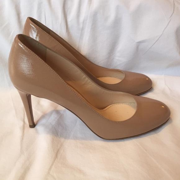 prada black nylon bag - 62% off Prada Shoes - Prada Almond Toe Pump, Nude, Size 38.5 (8.5 ...