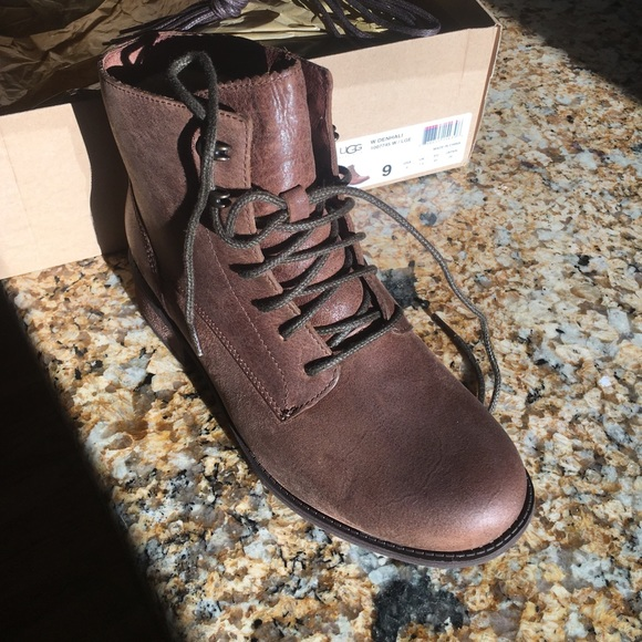 63 ugg shoes ugg waterproof denhali boots nwt from