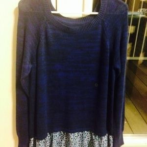 American eagle sweater top