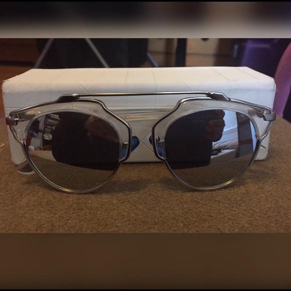 15ec0cfdbb77 Dior Accessories - Christian Dior so real sunglasses