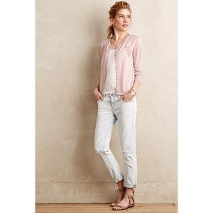 Anthropologie Denim - Pilcro Distressed Jeans - Relaxed Fit
