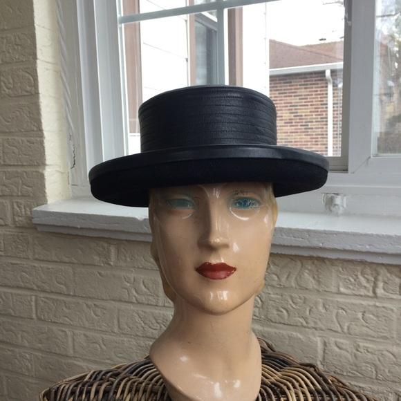 bbe8b7e9e Kokin New York Wool and Leather Bollman Hat