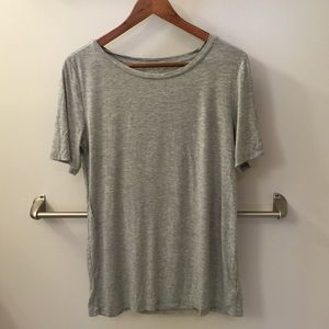 GAP Tops - GAP Body Pure Modal top in grey size Medium