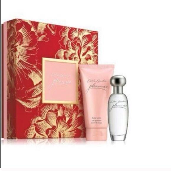 Estee Lauder - Estée Lauder Pleasures perfume gift set from ...