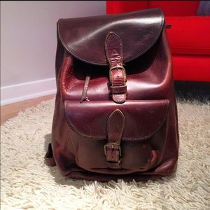 Handbags - Super Awesome Leather Backpack