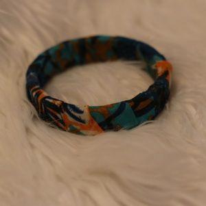Jewelry - African print bracelet #africainspired  #ankara
