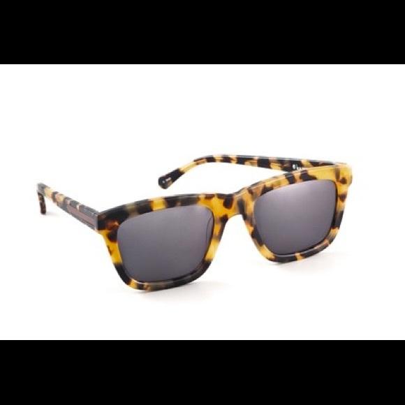 7a06d348b5f Karen Walker Accessories - Karen Walker  Deep Freeze  tortoise sunglasses