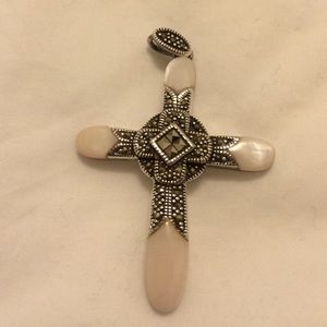 Jewelry - REDUCED - Marcasite & Opal Enhancer