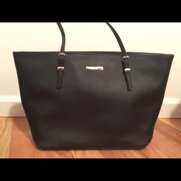 94f423cd9 Nine West 'It Girl' Black Tote Bag. M_5701c91bd14d7b86e20168a3