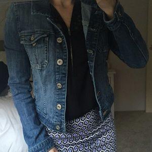 ELLE XS denim jacket