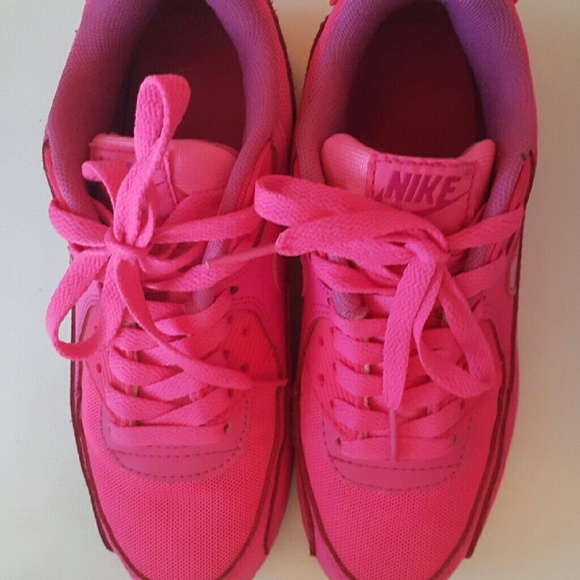 nike air max 90 2007 hyper pink