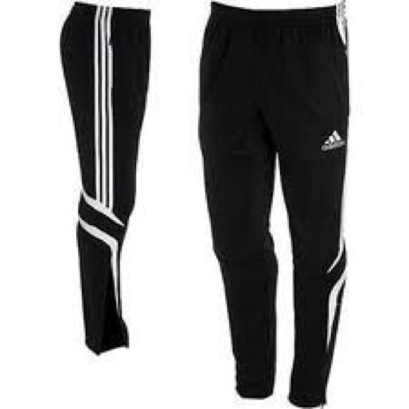 the latest bdd2f d1482 Adidas Tiro 11 Slim Fit Climacool Training Pants