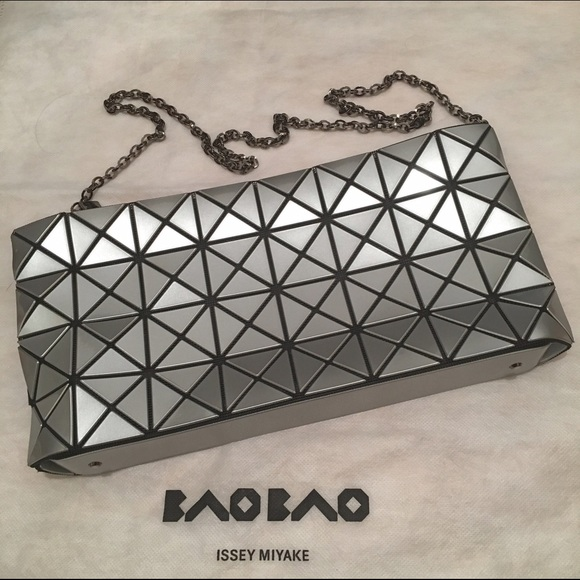 Issey Miyake Bags   Baobao Unlimited Clutch   Poshmark 277eefd9f1