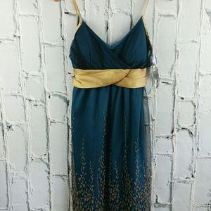 BCX Dresses & Skirts - 🍀ST PATRICK SALE🍀BCX Green & Gold Dress