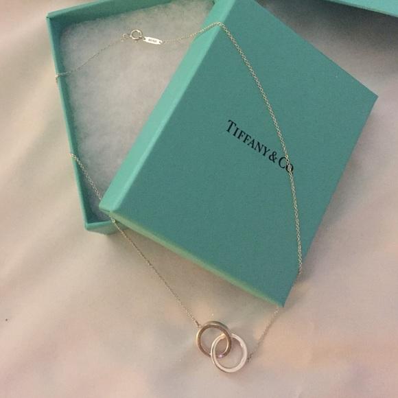 c231d4f3a Tiffany & Co. Jewelry | Tiffany 1837interlocking Circles Pendant ...