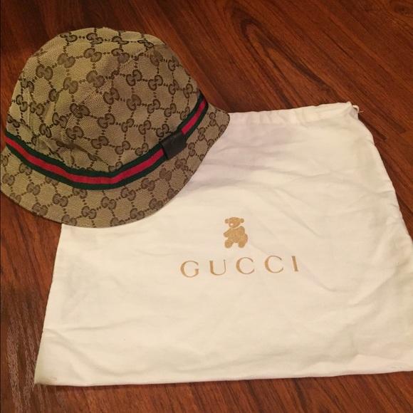 f345928961d4f Gucci Other - Gucci hat ( kids)
